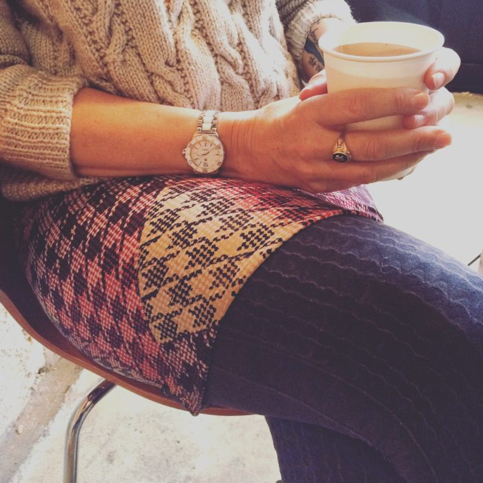 Time for Tea…Cozy up in a Skube